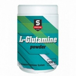 Глютамин Sportline Nutrition L-Glutamine Powder 500 гр