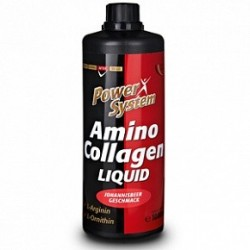 Аминокислота Power System Amino Collagen Liquid 1000 мл