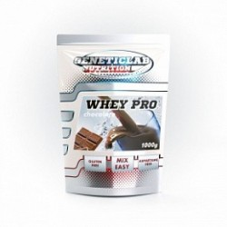 Протеин Genetic Lab Whey PRO 1000 гр