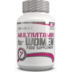 Витамины BioTech Multivitamin for Women 60 таб