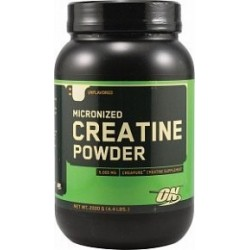 Креатин Optimum Nutrition Micronized creatine powder 2000 гр